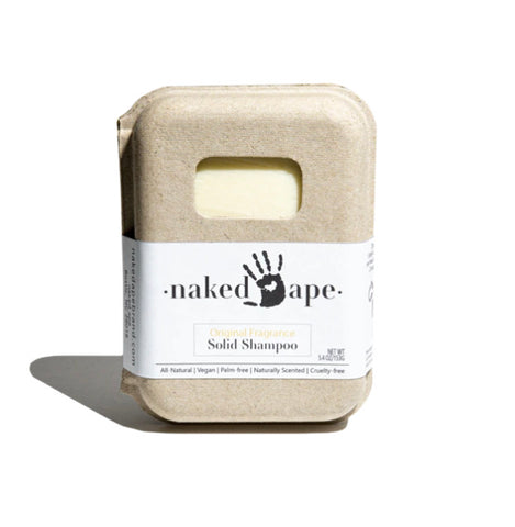 Naked Ape Solid Shampoo- Original Fragrance