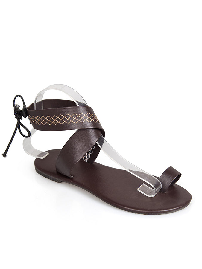 Summer Solid Sandals