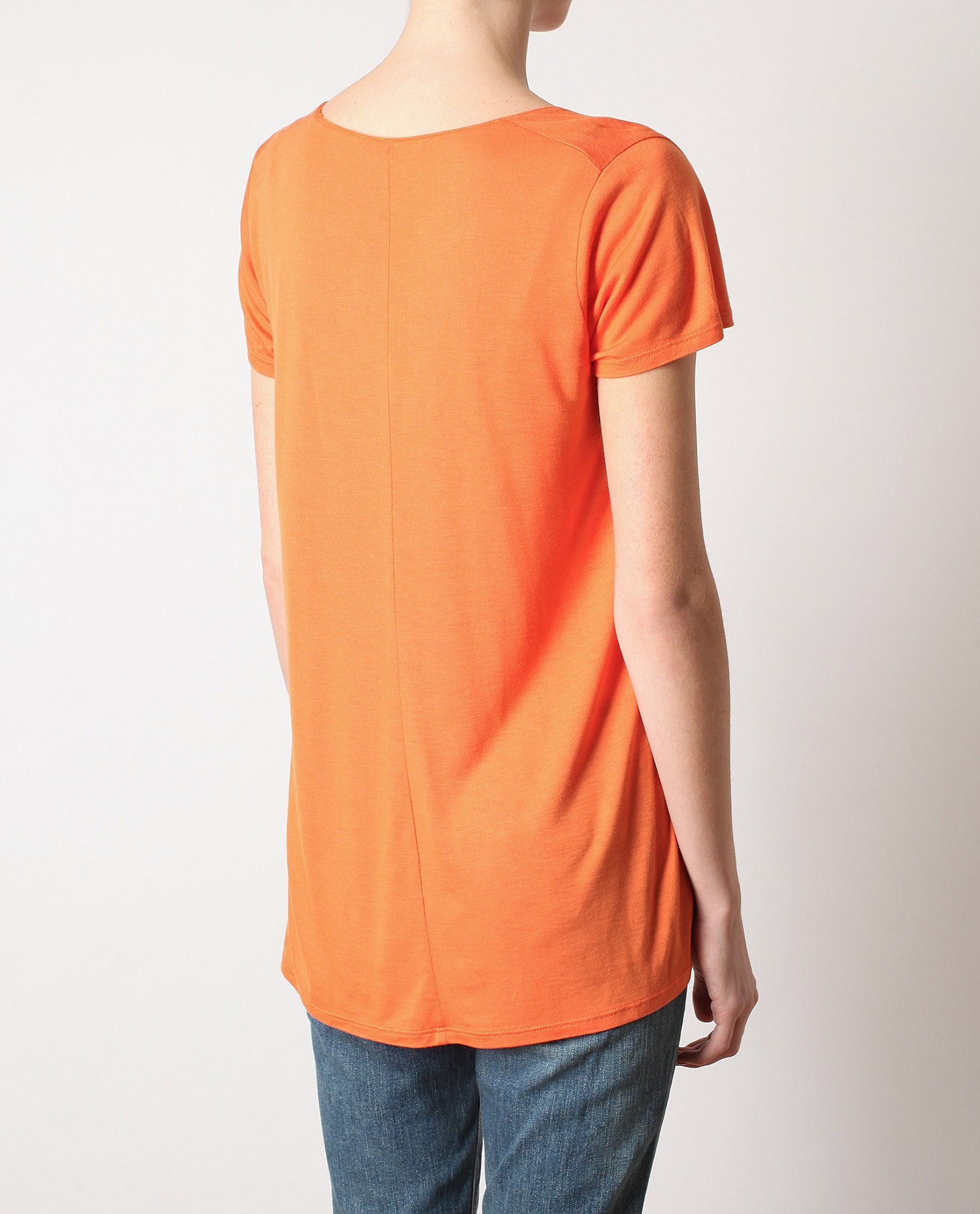 Stretch Jersey T-Shirt