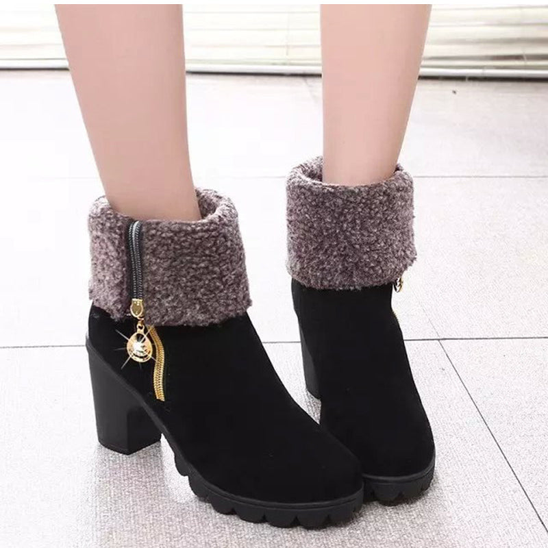 Autumn Ankle Boots