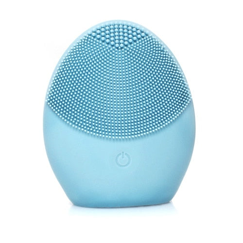 Electric Facial Cleanser Brush