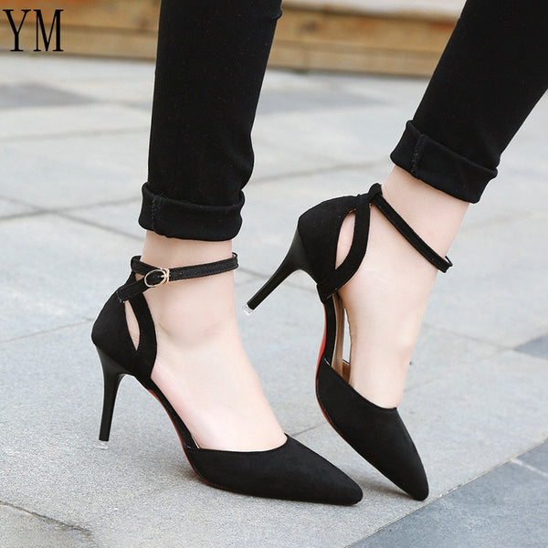 Elegant Pointed Toe Wedding Shoe