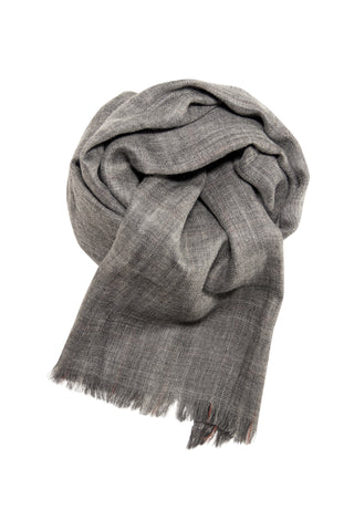 Ultra soft double faced scarf