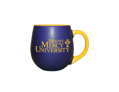 RFSJ Welcome Mug, Cobalt/Gold