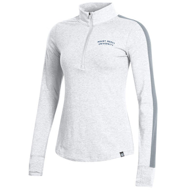 Under Armour Women's Ascend 1/4 Zip, White