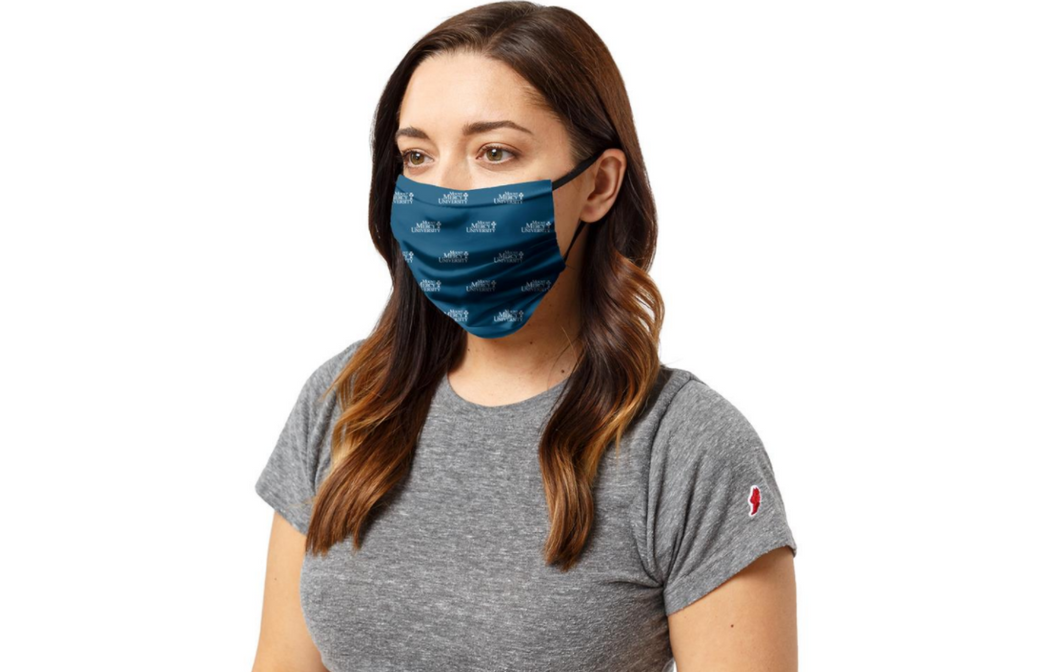 L2 MMU Face Mask, Navy