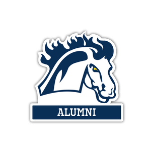 MMU Alumni Decal - M3