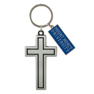 Spirit Products Cross Key Tag