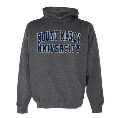 OnMission Hooded Sweatshirt, Graphite