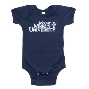 Little Kings Infant Onesie, Navy