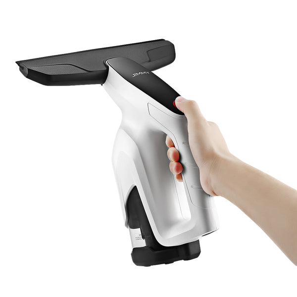 JIMMY VW302 Cordless Window Glass Vacuum Cleaner with Squeegee, Spray Bottle