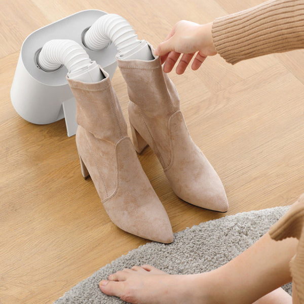 Intelligent Multi-Function Retractable Shoe Dryer