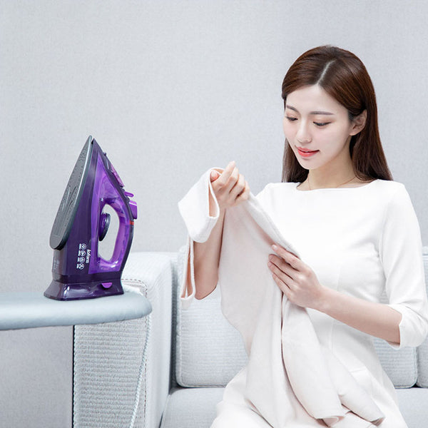 Xiaomi Mijia Cordless Steam Iron with 2000W Power 280ml Big Steam