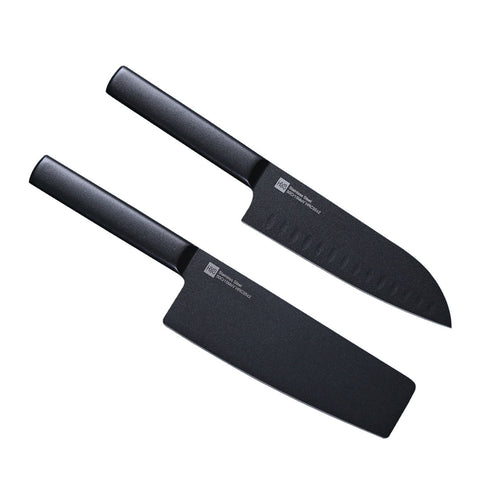 Xiaomi Mijia Black Stainless Steel Knife Set