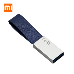 Xiaomi Mijia 64GB Metal USB Flash Drive Max 124MB/s Transmission Speed With Hanging Rope