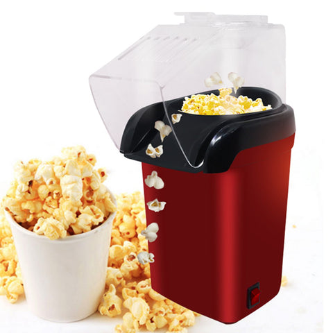 Mini Household Healthy Hot Air Oil-free Popcorn Maker