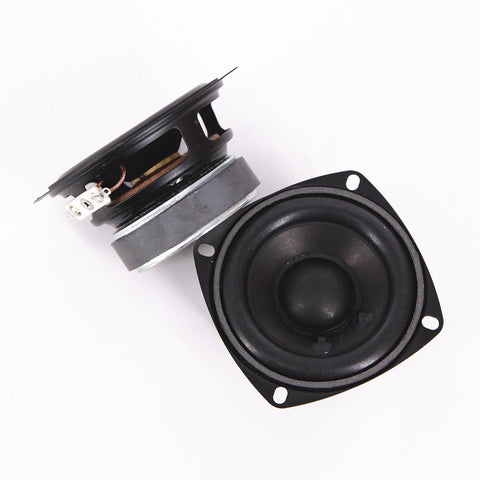 1Pcs 3 Inch Full Range Speaker Unit 4 Ohm 22W Home Bookshelf Speaker DIY Portable Loudspeaker Tweeter