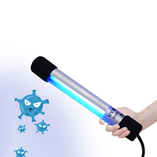 7/9/11W LED UV Disinfection Lamp Battery Charging Portable UVC Sterilizer Light Tube