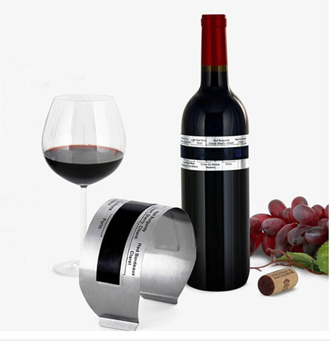 Wine Bottle Digital Thermometer