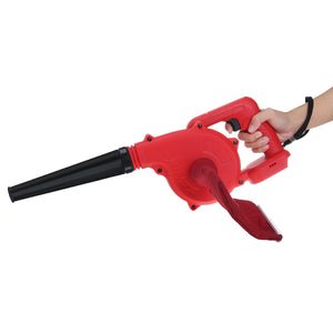 18V Cordless Rechargable Electric Air Blower Vacuum Cleaner Suction Blower Tool For Makita 18V Li-ion Battery