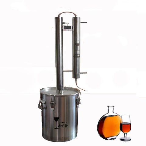 Stainless Steel Home Brew Alcohol