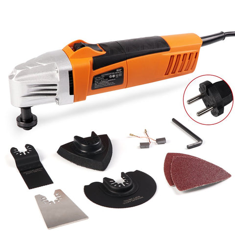HILDA 110V/220V 260W 11000-22000rpm Trimming Machine Oscillating Multi Saw Oscillating Tools