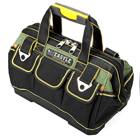 Hard Bottom Toolbag Heavy Duty Tool Holder Tool Bag