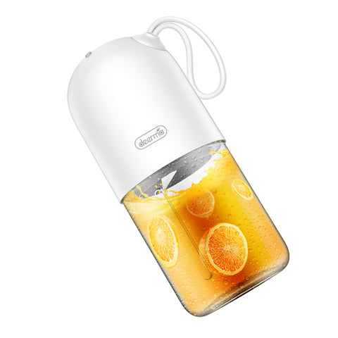 Xiaomi Deerma Portable Mini Fruit Juicer Kitchen Electric Mixer
