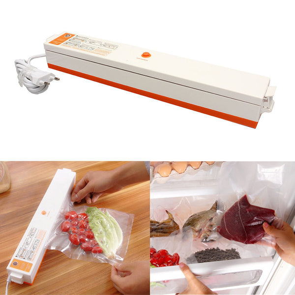 Automatic Electric Vacuum Sealer Food Saver Storage
