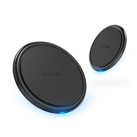 BW-FWC5 10W 7.5W 5W Fast Wireless Charger Charging Pad