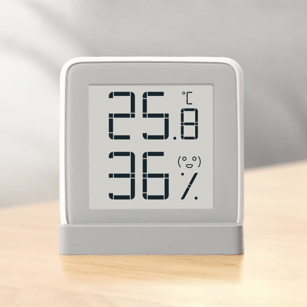 Xiaomi E-ink Screen Digital Thermometer Hygrometer Temperature Humidity Sensor