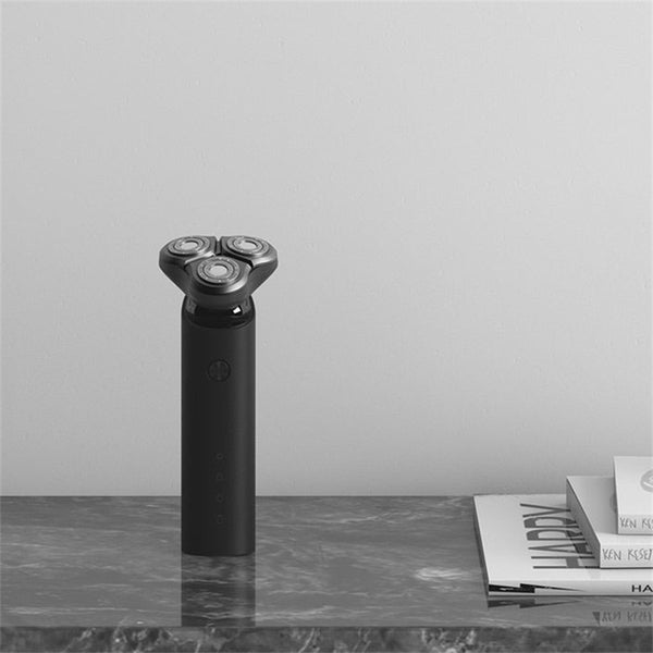 Xiaomi Mijia IPX7 Waterproof Fast Charging Smart Electric Shaver Floating Blade Cordless Razor Electrochemical Machining
