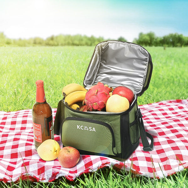Soft Cooler Bag Travel Camping Food Container