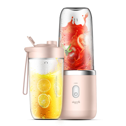 Xiaomi Deerma DEM-NU05 Wireless Portable Fruit And Vegetable Multi-Function Juicers