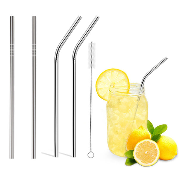 Stainless Steel Metal Drinking Straw