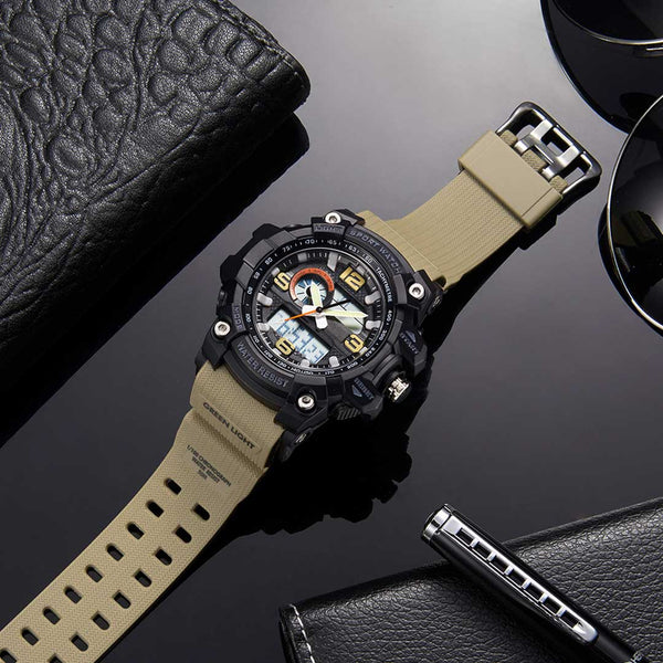 Xiaomi TwentySeventeen 5ATM Waterproof Electronics Display Digital Luminous Display Watch