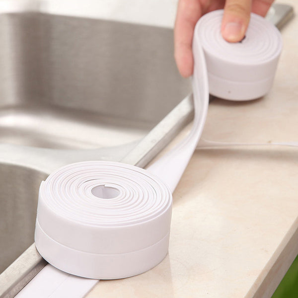 Kitchen Bathroom Self Adhesive Wall Seal Ring Tape