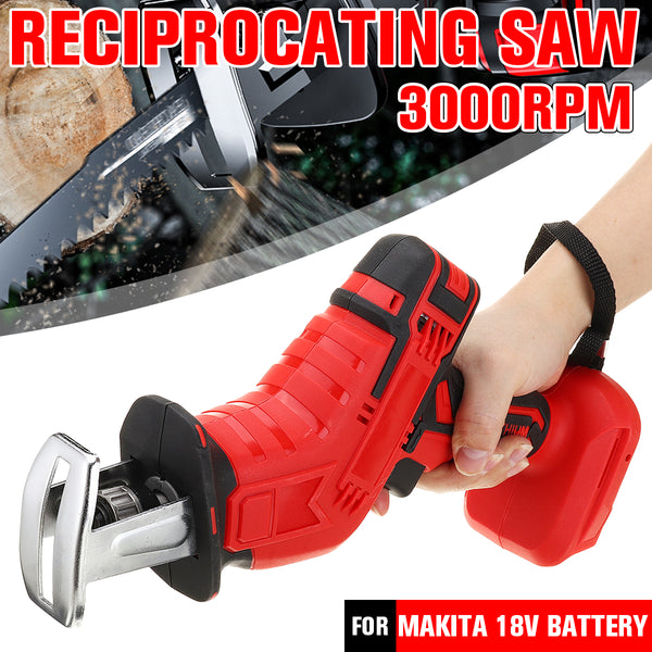 18V Cordless Mini Electric Reciprocating Saw Body Only Replacement For Makita