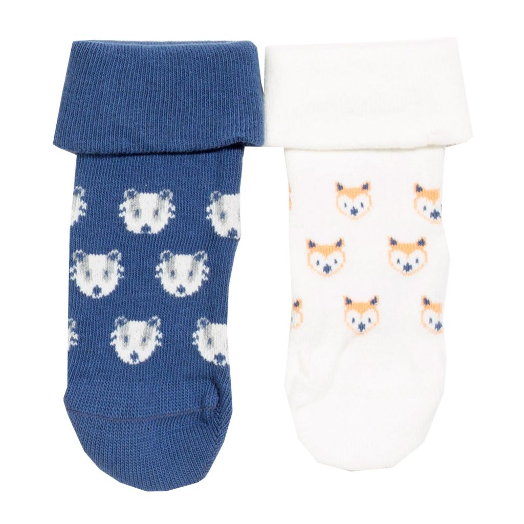 Organic Kite Clothing Forest Friends Socks