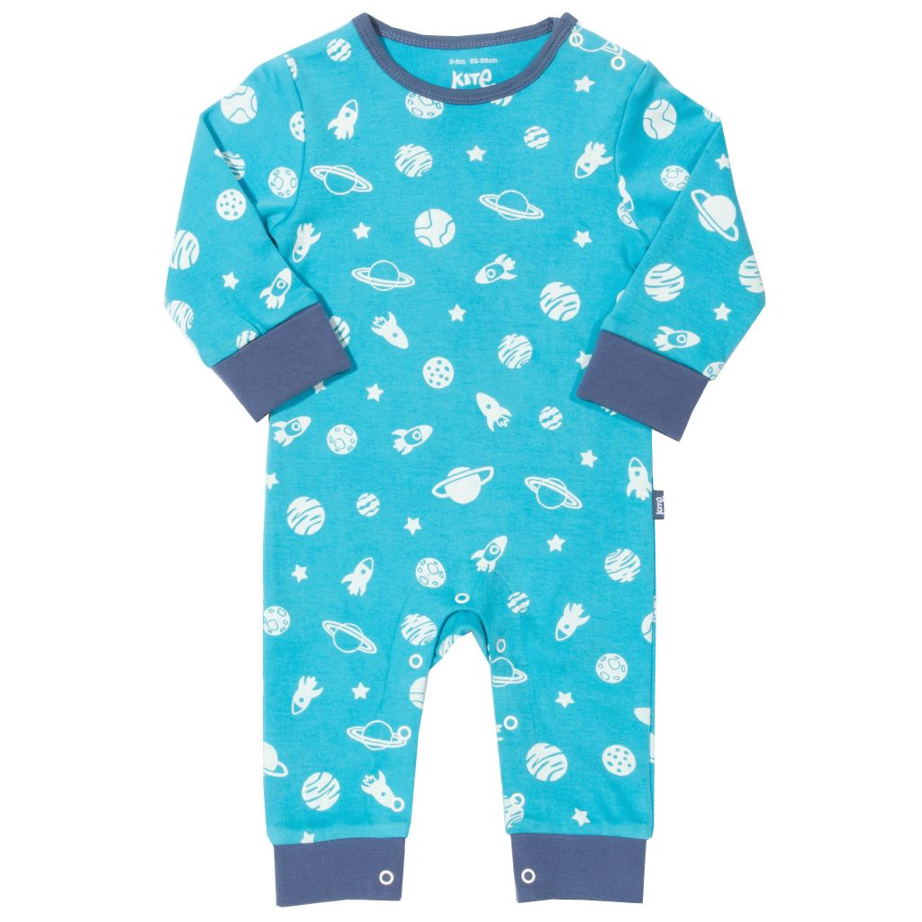 Organic Kite Clothing Space Time Romper