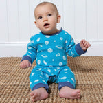 Space Time Romper