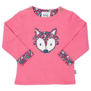 Organic Kite Clothing Foxy Sweatshirt