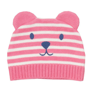 Organic Kite Clothing Rose Teddy Knit Hat