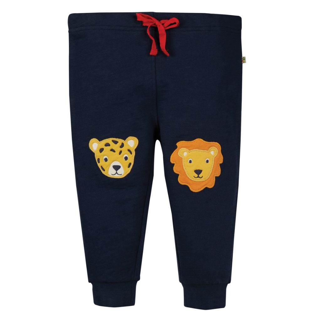 Indigo Big Cats Kneepatch Crawlers