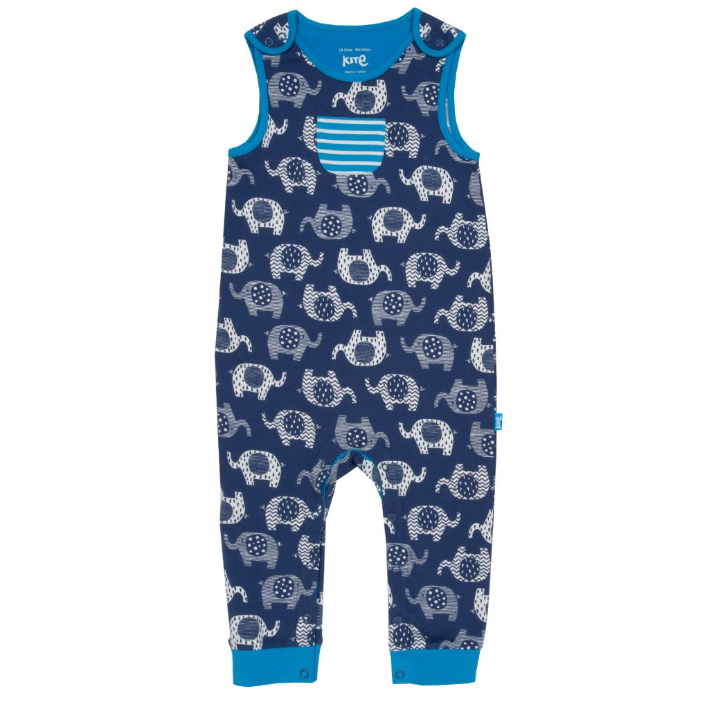 Organic Kite Clothing Clever Ellie Dungarees