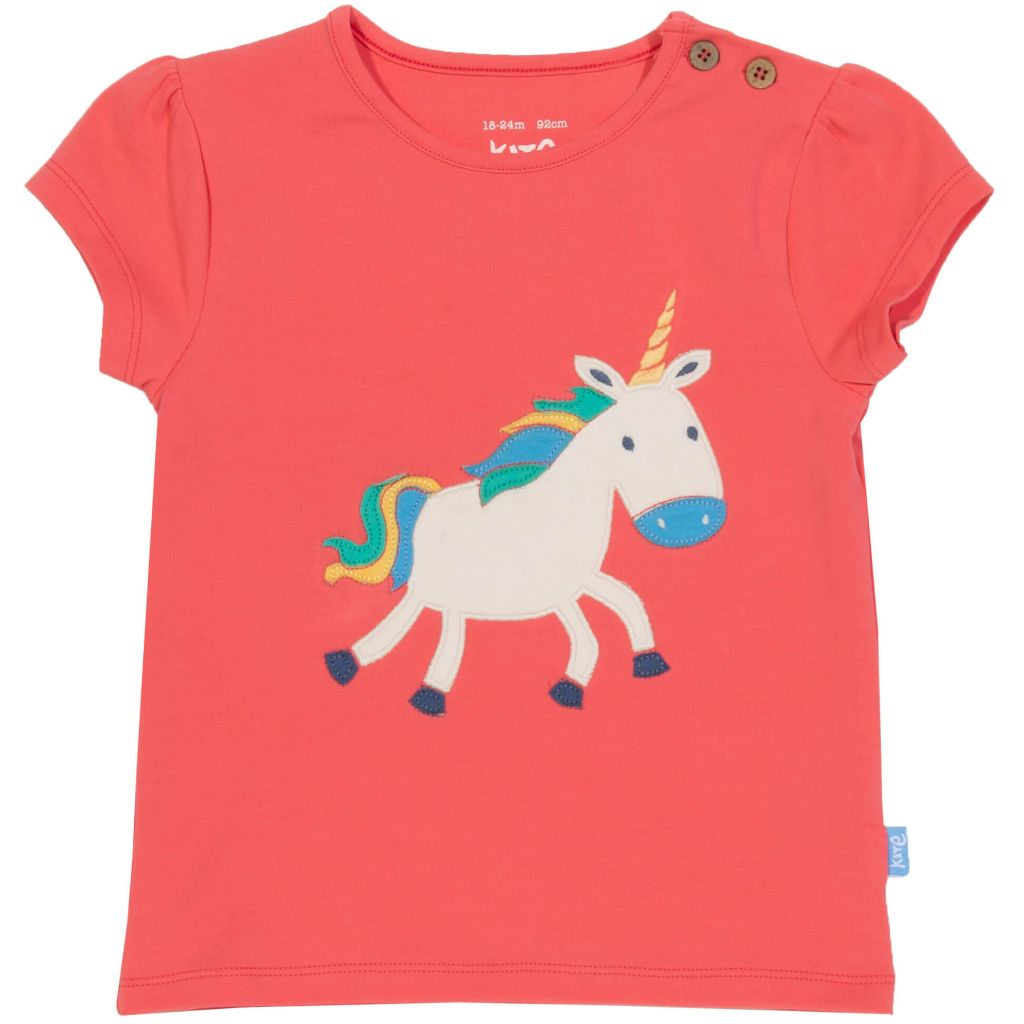 Organic Kite Clothing Unicorn T-Shirt