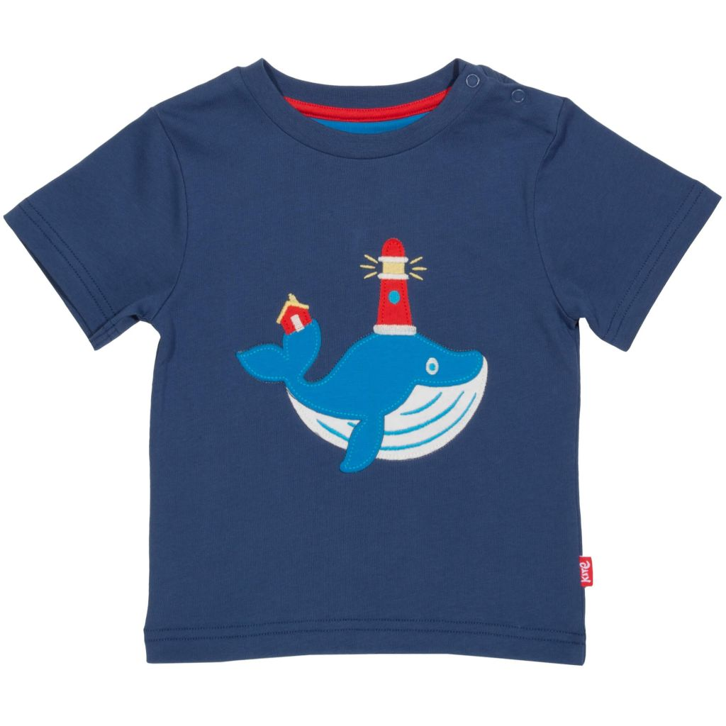 Organic Kite Clothing Wonder Whale T-Shirt