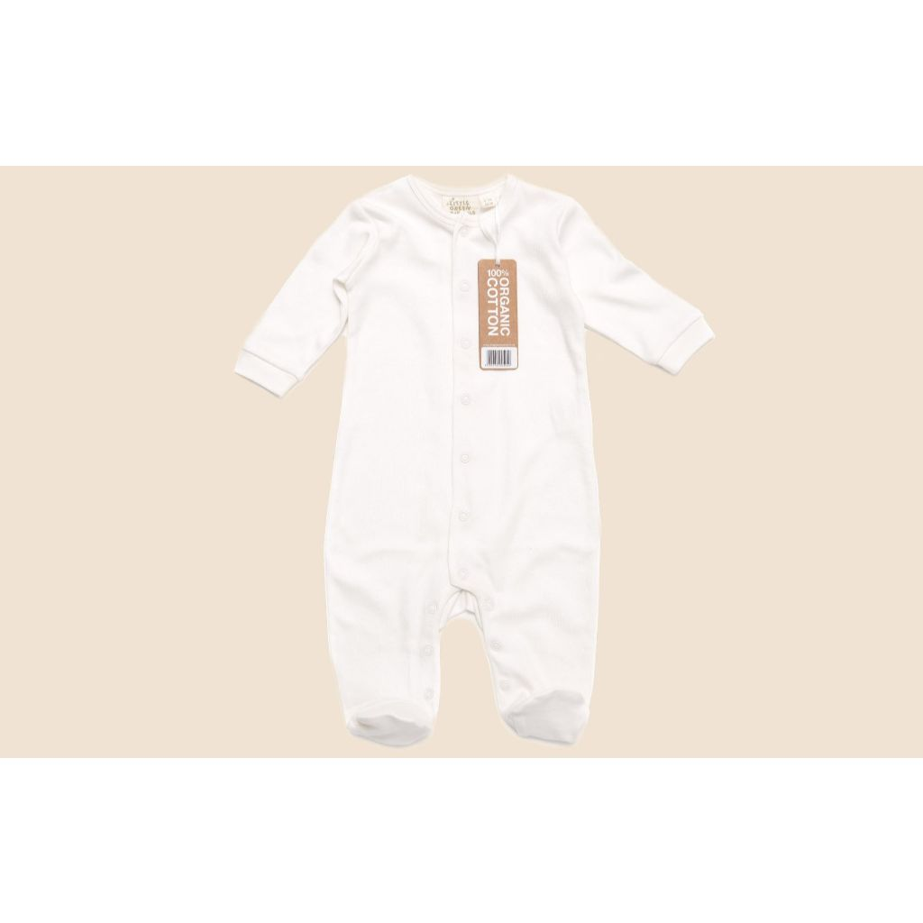 Long Sleeve Footed Babygrow
