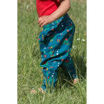 Organic Little Green Radicals Whale Of A Time Jelly Bean Joggers