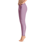 Lavender Performance Leggings